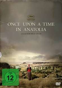 Once Upon A Time In Anatolia, DVD