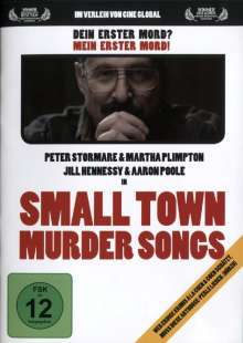 Small Town Murder Songs (OmU), DVD