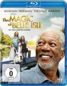 The Magic of Belle Isle - Ein verzauberter Sommer (Blu-ray), Blu-ray Disc