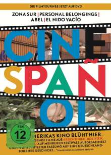 Cinespañol 1 (OmU), 4 DVDs