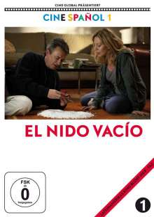 El Nido Vacio (OmU), DVD