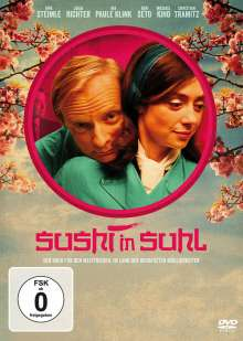 Sushi in Suhl (Digipack), DVD