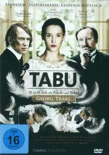 Tabu - Es ist die Seele ein Fremdes auf Erden, DVD