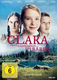Clara und das Geheimnis der Bären, DVD