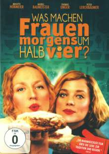 Was machen Frauen morgens um halb vier?, DVD