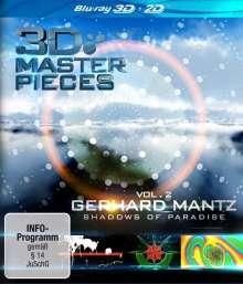 3D Masterpieces Vol. 2: Gerhard Mantz (3D Blu-ray), DVD