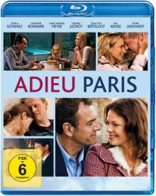 Adieu Paris (Blu-ray), Blu-ray Disc
