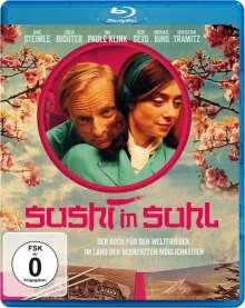 Sushi in Suhl (Blu-ray), Blu-ray Disc