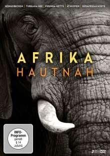 Afrika hautnah, 2 DVDs