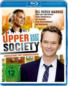 Upper East Side Society (Blu-ray), Blu-ray Disc