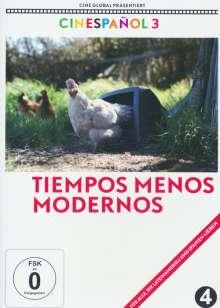 Tiempos menos modernos (OmU), DVD