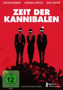 Zeit der Kannibalen, DVD