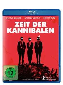 Zeit der Kannibalen (Blu-ray), Blu-ray Disc