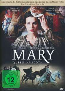 Mary - Queen of Scots, DVD