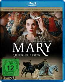 Mary - Queen of Scots (Blu-ray), Blu-ray Disc