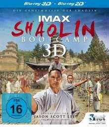 IMAX Shaolin Bootcamp (3D Blu-ray), Blu-ray Disc