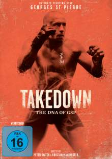 Takedown - The DNA of GSP, DVD