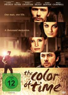 The Color of Time, DVD