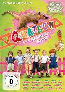 Quatsch und die Nasenbärbande, DVD
