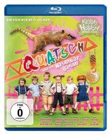 Quatsch und die Nasenbärbande (Blu-ray), Blu-ray Disc