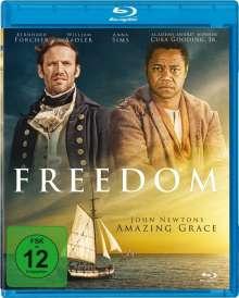 Freedom - John Newton's Amazing Grace (Blu-ray), Blu-ray Disc