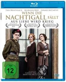 Wenn die Nachtigall fällt - Aus Liebe wird Krieg (Blu-ray), Blu-ray Disc