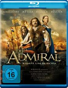 Der Admiral - Kampf um Europa (Blu-ray), Blu-ray Disc
