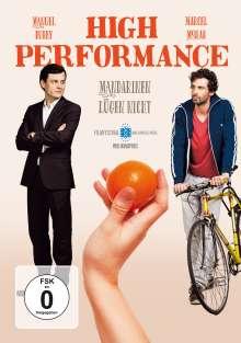 High Performance - Mandarinen lügen nicht, DVD
