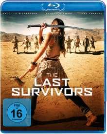 The Last Survivors (Blu-ray), Blu-ray Disc