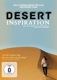 Desert Inspiration, DVD