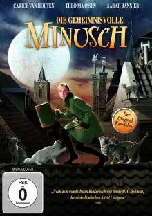 Die geheimnisvolle Minusch, DVD