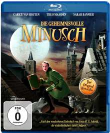 Die geheimnisvolle Minusch (Blu-ray), Blu-ray Disc