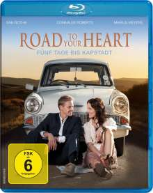 Road to your Heart (Blu-ray), Blu-ray Disc