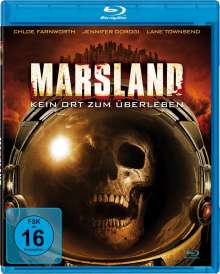 Marsland (Blu-ray), Blu-ray Disc