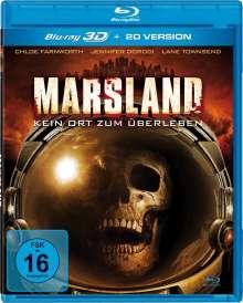 Marsland (3D Blu-ray), Blu-ray Disc