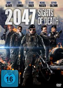 2047 - Sights of Death, DVD