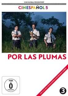 Por las Plumas (OmU), DVD