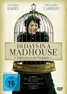 10 Days in a Madhouse, DVD