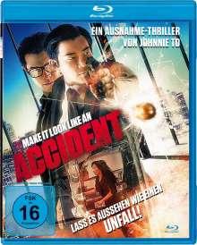 Accident (Blu-ray), Blu-ray Disc