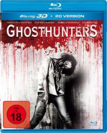 Ghosthunters (3D Blu-ray), Blu-ray Disc