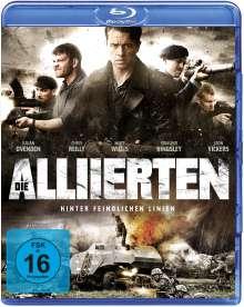 Die Alliierten (Blu-ray), Blu-ray Disc
