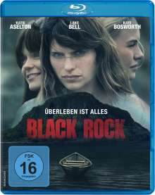 Black Rock (Blu-ray), Blu-ray Disc