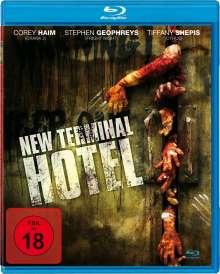 New Terminal Hotel (Blu-ray), Blu-ray Disc