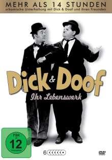 Dick & Doof - Ihr Lebenswerk, 6 DVDs