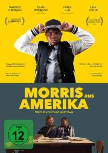 Morris aus Amerika, DVD