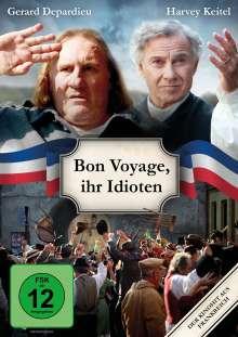 Bon Voyage, ihr Idioten!, DVD