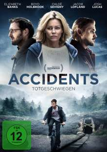 Accidents - Totgeschwiegen, DVD