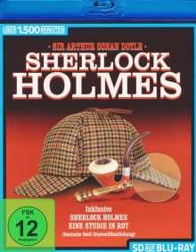 Sherlock Holmes (SD auf Blu-ray), Blu-ray Disc