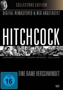Eine Dame verschwindet (1938), DVD