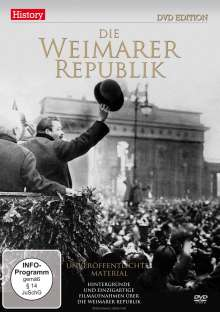 Die Weimarer Republik, DVD